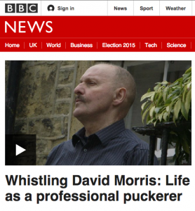 David Morris BBC Documentary